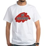 reform yourself White T-Shirt
