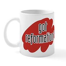 reform yourself Mug