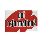 reform yourself Rectangle Magnet