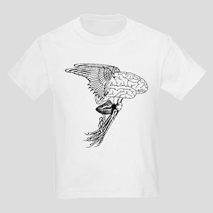 Flying Brain Creature T-Shirt