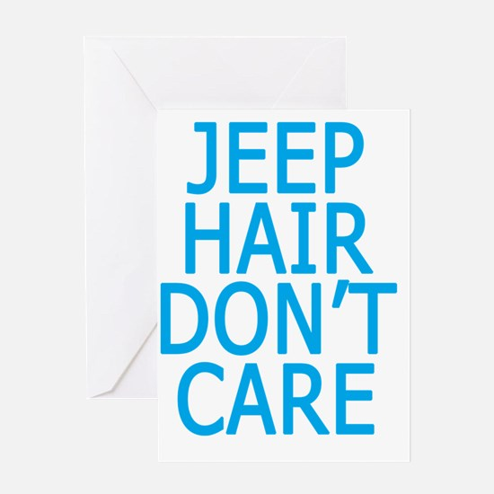 Cute Jeeps Greeting Card