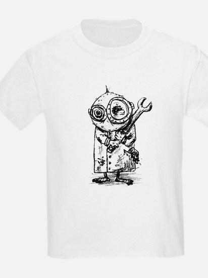 Gribble - the best little scientist T-Shirt