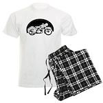 Classic Motorcycle Pajamas