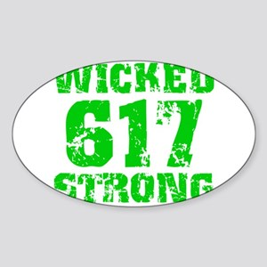 Wicked 617 Strong Sticker