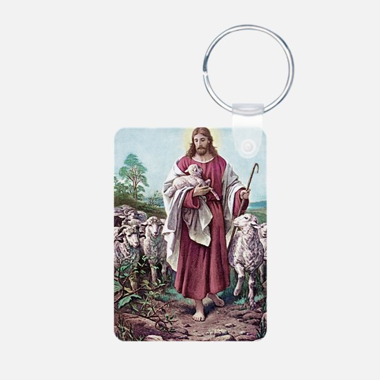 The Lamb of God Keychains