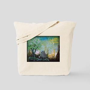 Friendship Elephant Tote Bag