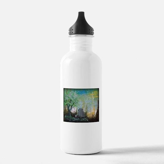 Friendship Elephant Water Bottle