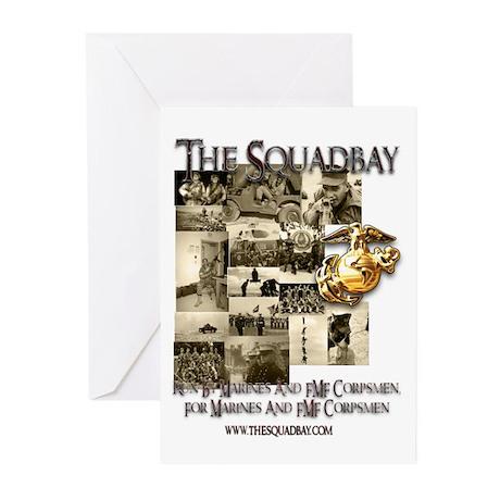 Squadbay Greeting Cards (Pk of 10)