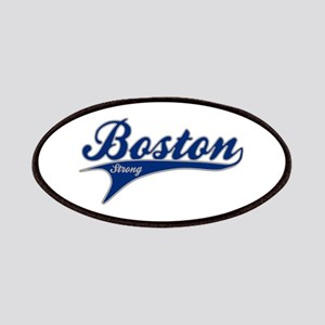 Boston Strong Ballpark Swoosh Patches