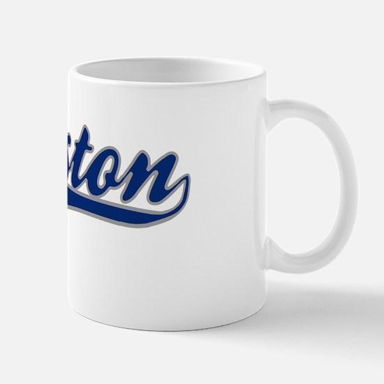 Boston Strong Ballpark Swoosh Mug