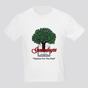 Passion For The Past Kids Light T-Shirt