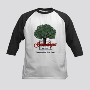 Passion For The Past Kids Baseball Jersey