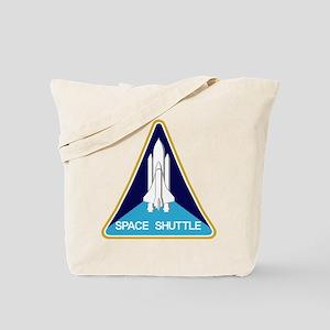 NASA Space Shuttle Tote Bag