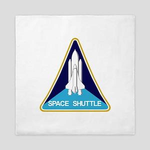 NASA Space Shuttle Queen Duvet