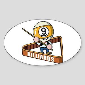 Kyuutaro Sticker (Oval)
