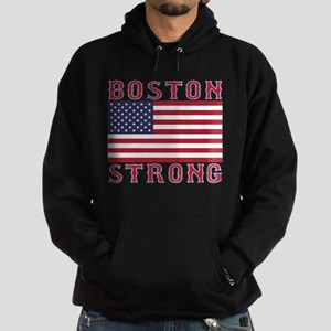 BOSTON STRONG U.S. Flag Hoodie