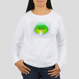 Sunisthefuture-CPV Heat Sink Long Sleeve T-Shirt