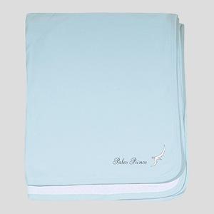 Paleo Prince baby blanket