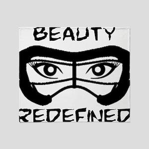 Lacrosse Beauty Redefined Throw Blanket