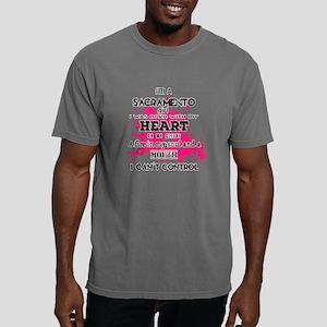 I'm a Sacramento Girl Mens Comfort Colors Shirt