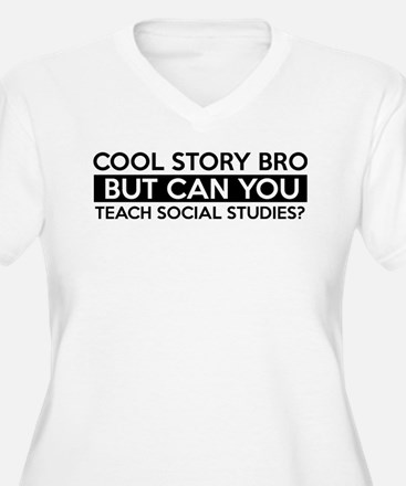 Teach Sociology job gifts T-Shirt