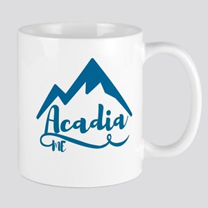Acadia Maine Mugs