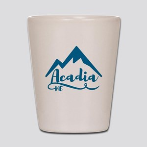 Acadia Maine Shot Glass
