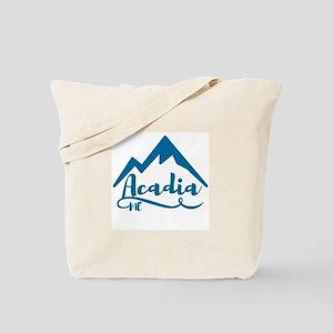 Acadia Maine Tote Bag