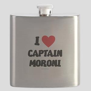 I Love Captain Moroni - LDS Clothing - LDS T-Shir