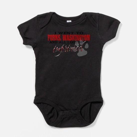 Unique Twilight werewolves Baby Bodysuit