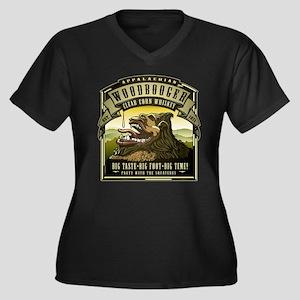 Appalachian Woodbooger Clear Corn Whiskey Plus Siz