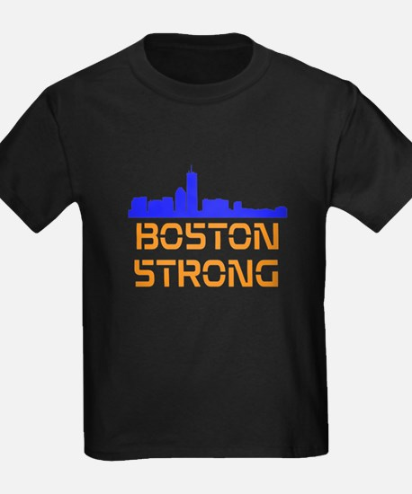 Boston Strong Skyline T-Shirt