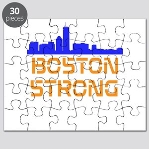 Boston Strong Skyline Puzzle