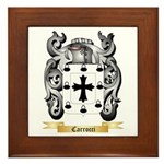 Carrocci Framed Tile