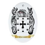 Carrocci Ornament (Oval)