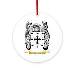 Carrocci Ornament (Round)