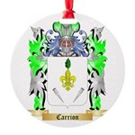 Carrion Round Ornament
