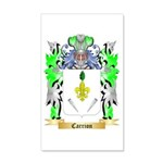 Carrion 20x12 Wall Decal