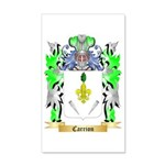 Carrion 35x21 Wall Decal