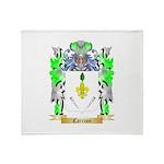 Carrion Throw Blanket