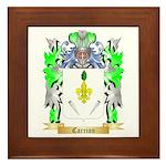 Carrion Framed Tile