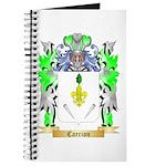 Carrion Journal