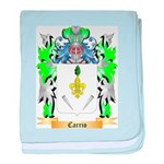 Carrio baby blanket