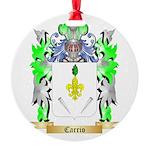 Carrio Round Ornament