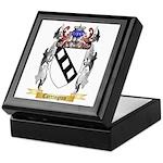 Carrington Keepsake Box