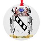 Carrington Round Ornament