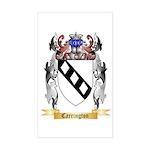 Carrington Sticker (Rectangle)