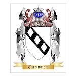 Carrington Small Poster