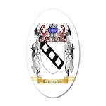 Carrington 35x21 Oval Wall Decal