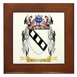 Carrington Framed Tile